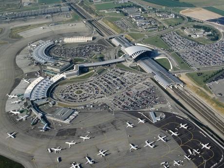 L'aéroport de Lyon Saint-Exupéry - LyonMag