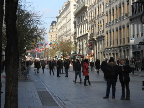 La rue de la Ré - LyonMag