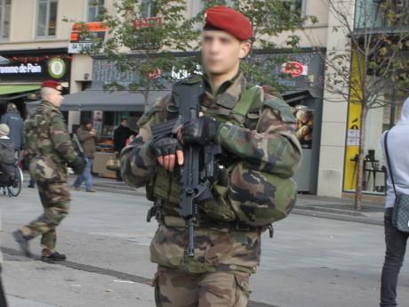 Des militaires patrouilleront dans Lyon - LyonMag