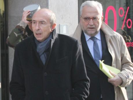 Gérard Collomb et Jean-Yves Sécheresse - LyonMag