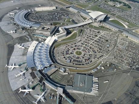 Aéroport de Saint-Exupéry - DR
