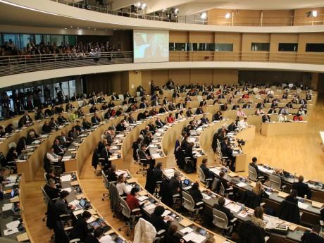 L'assemblée d'Auvergne Rhône-Alpes - LyonMag