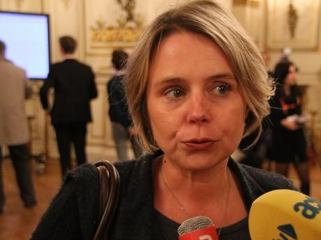 Cécile Cukierman - LyonMag