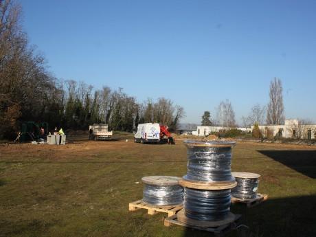 Le chantier du site Chapoly - LyonMag