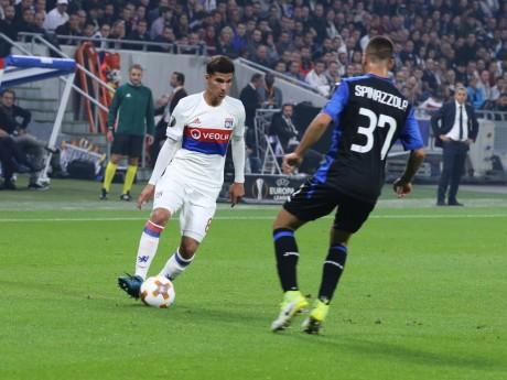 Houssem Aouar, il y a trois ans contre la Sampdoria - LyonMag