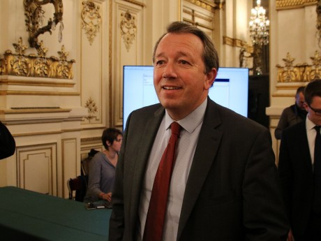 Christophe Boudot, président du groupe FN au conseil régional - LyonMag