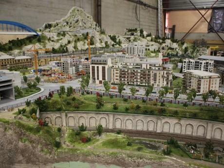 Les mondes miniatures de Mini World Lyon vont déménager avant leur ouverture au public - Lyonmag.com
