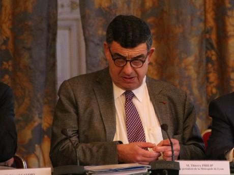 Thierry Philip, maire du 3e arrondissement de Lyon - LyonMag