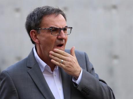 Le président de la Métropole de Lyon, David Kimellfeld - LyonMag