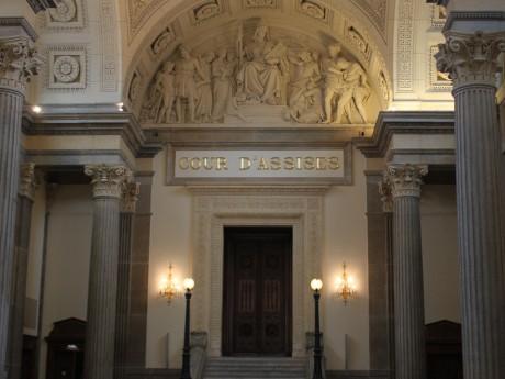 La cour d'assises de Lyon - LyonMag