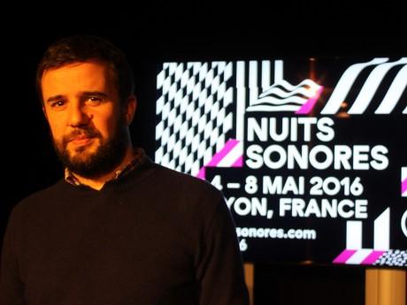 Vincent Carry, le directeur des Nuits Sonores - LyonMag