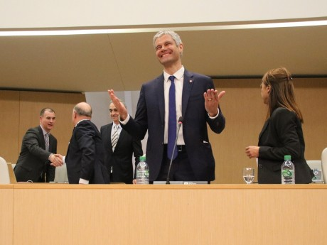 Laurent Wauquiez a préféré garder la Région plutôt que son mandat de député - LyonMag
