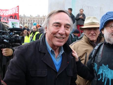 Allain Bougrain-Dubourg, lors d'une précédente visite à Lyon - LyonMag