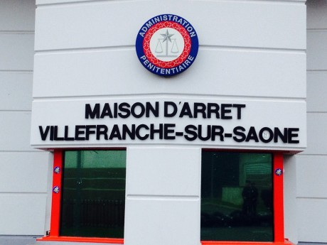 La maison d'arrêt de Villefranche - LyonMag
