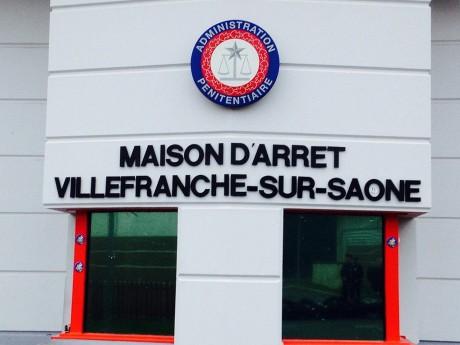 Le centre pénitentiaire de Villefranche-sur-Saône, lieu où s'est pendu le jeune homme - LyonMag.com
