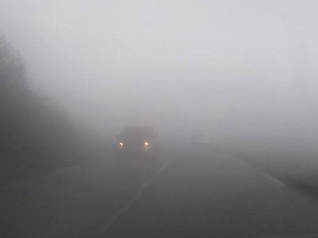 Le brouillard sera très présent - LyonMag
