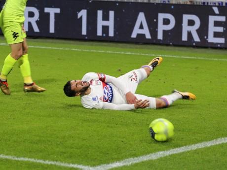 Nabil Fekir, sauveur de l'OL ce mercredi - LyonMag