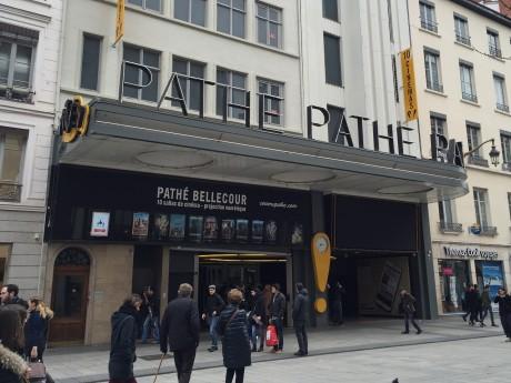 Pathé Bellecour à Lyon - Lyonmag