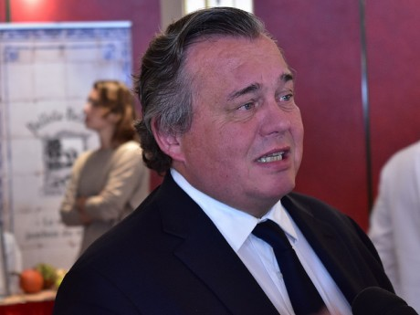 Olivier Ginon, PDG de GL Events - LyonMag