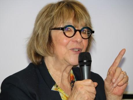 Pascale Crozon - LyonMag