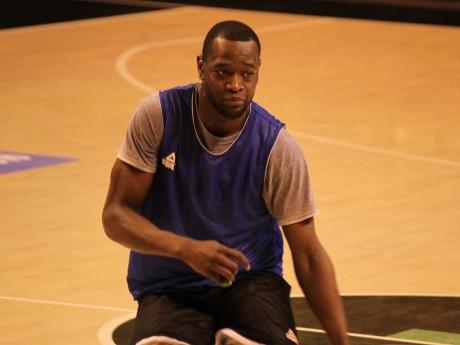 Charles Kahudi à l'entraînement - LyonMag