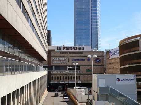 Photo du centre commercial - LyonMag.com