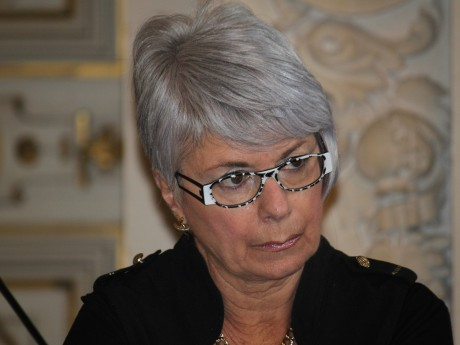 Christiane Agarrat - LyonMag
