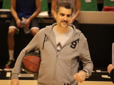 Le coach canadien JD Jackson - LyonMag