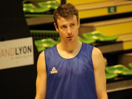 Nicolas Lang, en forme vendredi soir - LyonMag