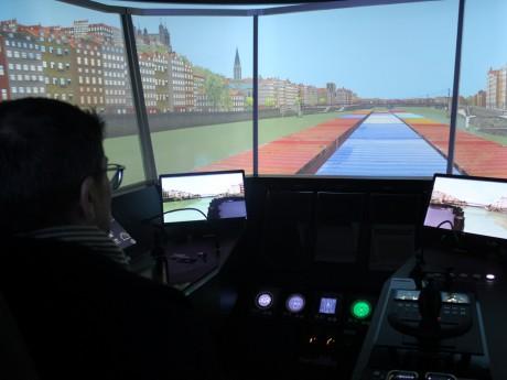 70 km de navigation sont modélisés - LyonMag