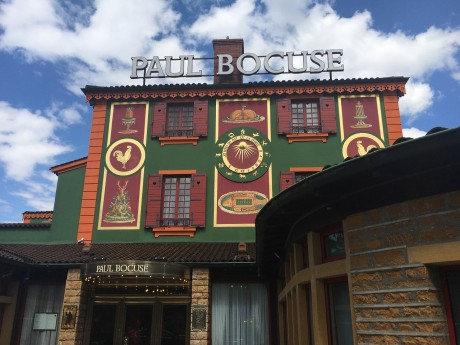 Le restaurant de Paul Bocuse à Collonges - LyonMag