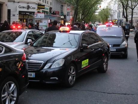 Taxis lyonnais - lyonMag