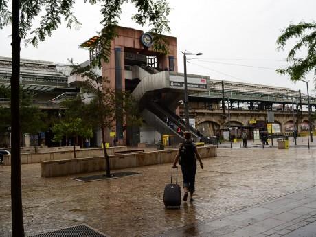 La victime avait été enlevée en gare de Perrache - LyonMag