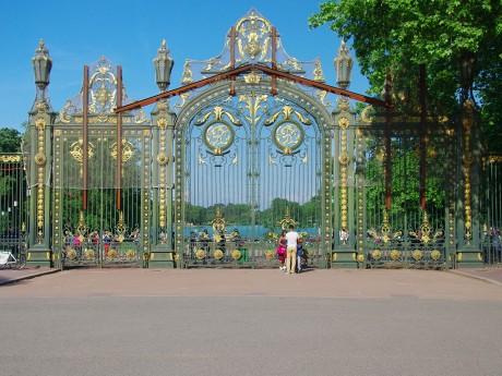 Cela fait plusieurs années que la porte des Enfants du Rhône est prise dans les filets - LyonMag
