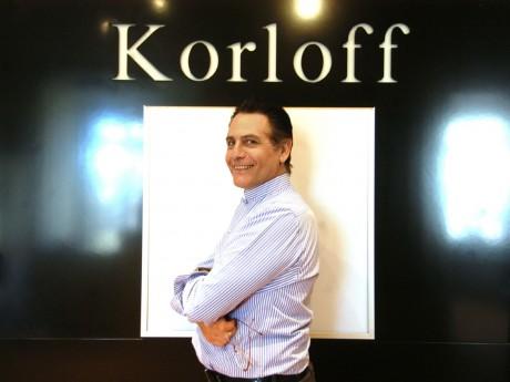 Daniel Paillasseur, le fondateur de Korloff - LyonMag.com