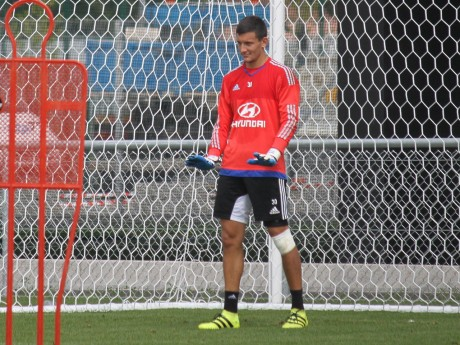 Mathieu Gorgelin sera titulaire - LyonMag