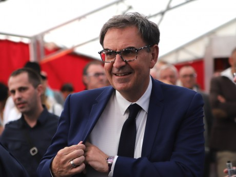 David Kimelfeld, président de la Métropole de Lyon - LyonMag