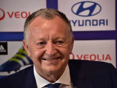 Jean-Michel Aulas, président de l'OL - LyonMag