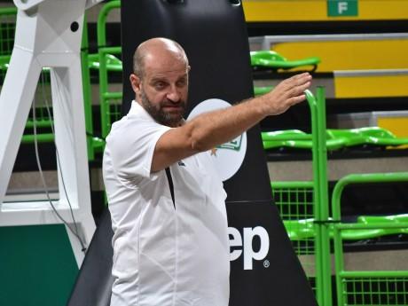 Zvezdan Mitrovic est un coach heureux, pour le moment - LyonMag