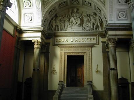 La cour d'assises du Rhône - DR