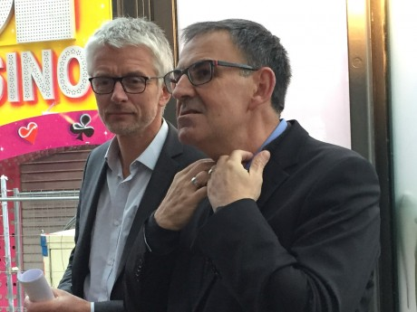 Hubert Julien-Laferrière et David Kimelfeld, bientôt appelés à de plus hautes responsabilités ? - LyonMag
