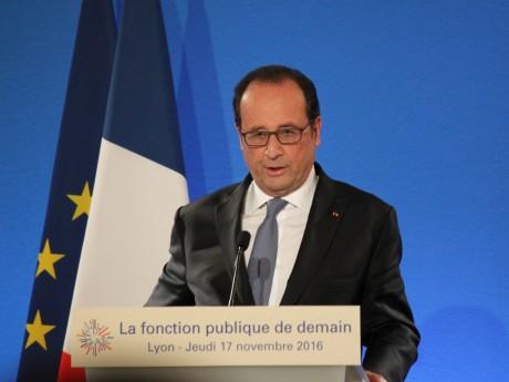 François Hollande - LyonMag