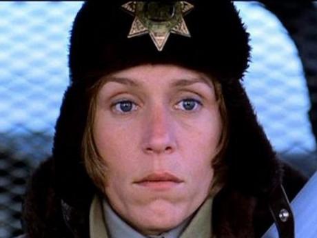 Frances McDormand dans Fargo, un rôle qui lui a valu son premier Oscar - DR