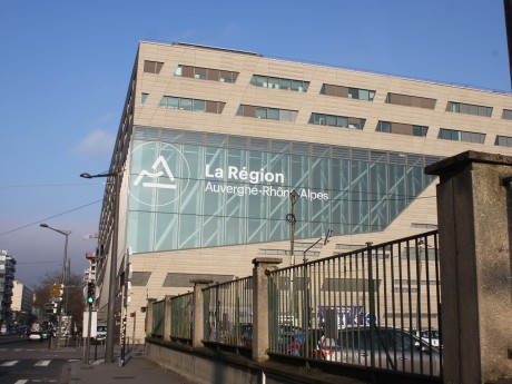 Hôtel de Région de Lyon - LyonMag