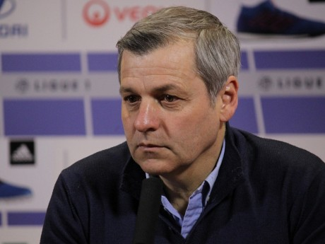 Bruno Genesio n'était que frustration et colère froide lundi - LyonMag