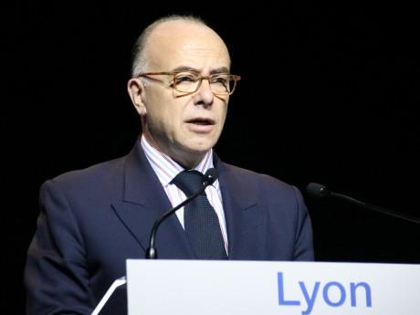Bernard Cazeneuve - Lyon