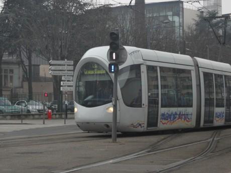 Le T5 a fortement été impacté - LyonMag