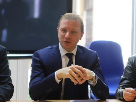 Le maire de Rillieux, Alexandre Vincendet - LyonMag