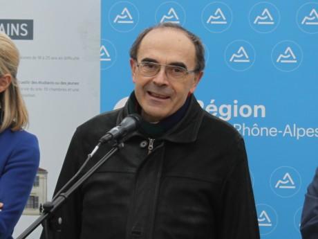 Le cardinal Philippe Barbarin - LyonMag