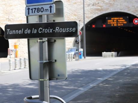 Le tunnel de la Croix-Rousse - LyonMag